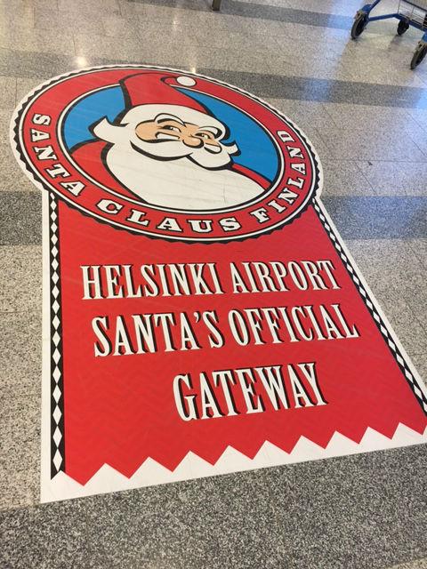 Helsinki Santa